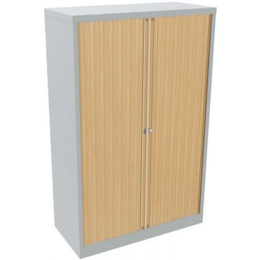 Bisley Essentials Lockable Storage Tambour
