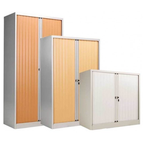 Bisley Essentials Lockable Storage Tambour