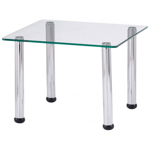 Solace Square Glass Coffee Table