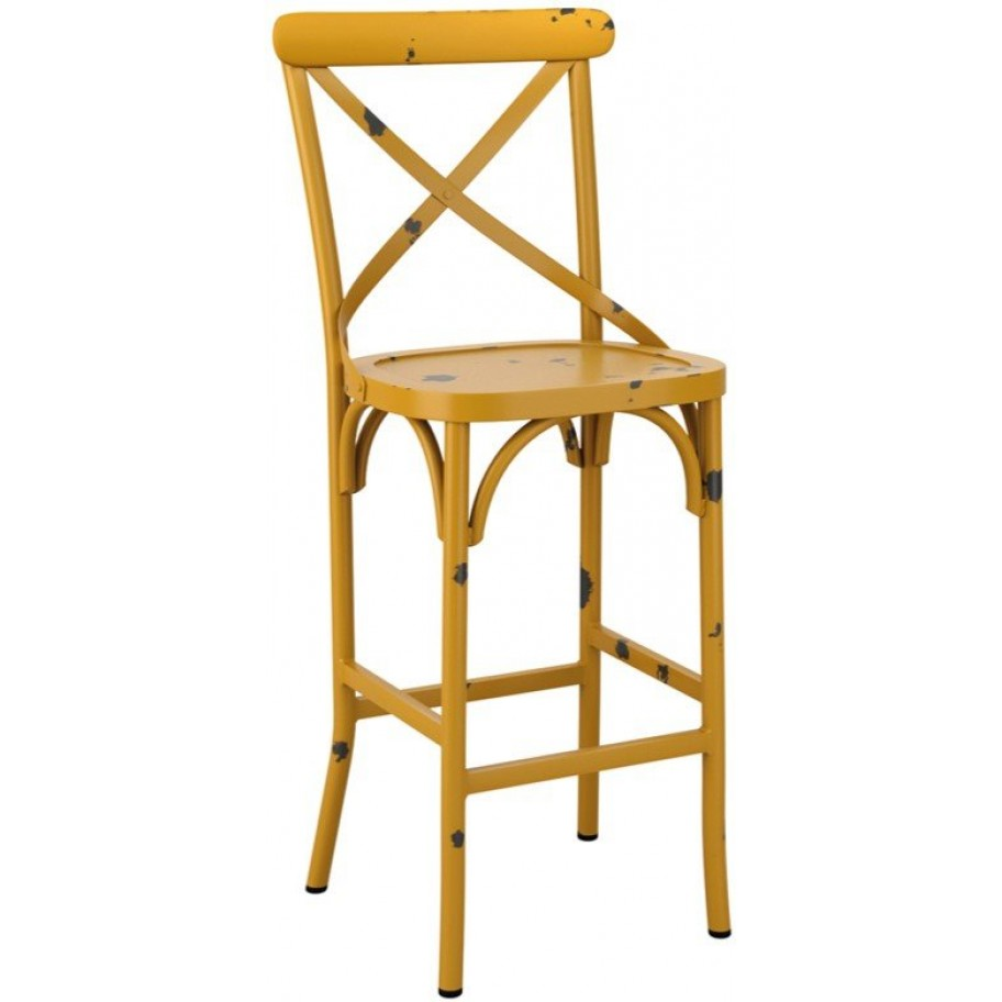 Vibe Retro Style Cafe Bar Stool