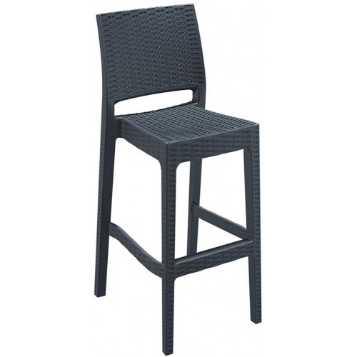 Mint Weather Resistant Bar Stool
