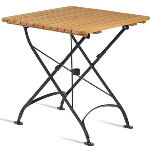 Arch Square Folding Outdoor Table
