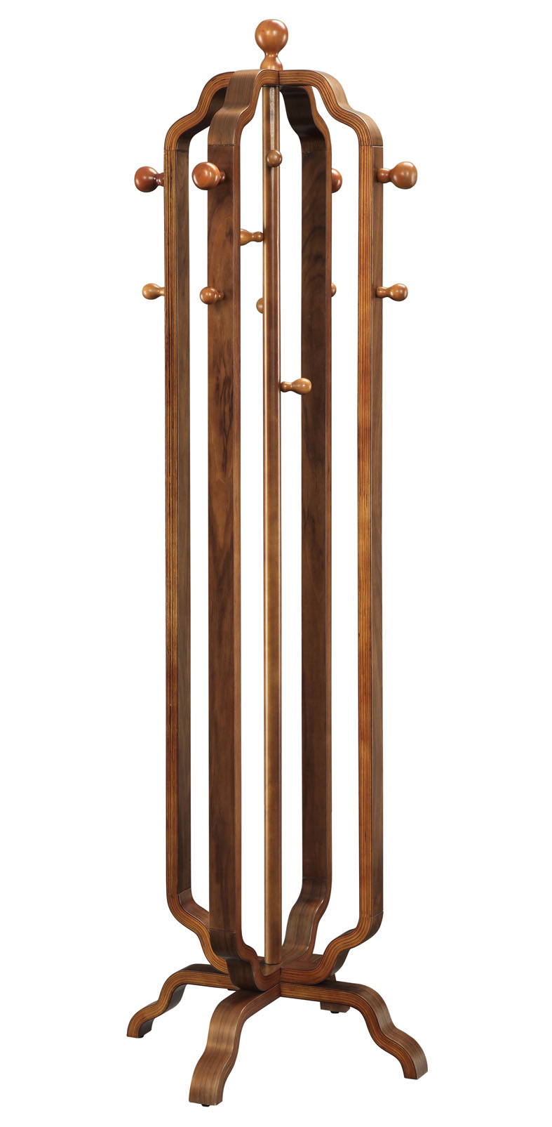 Curve Home Office Coat Stand