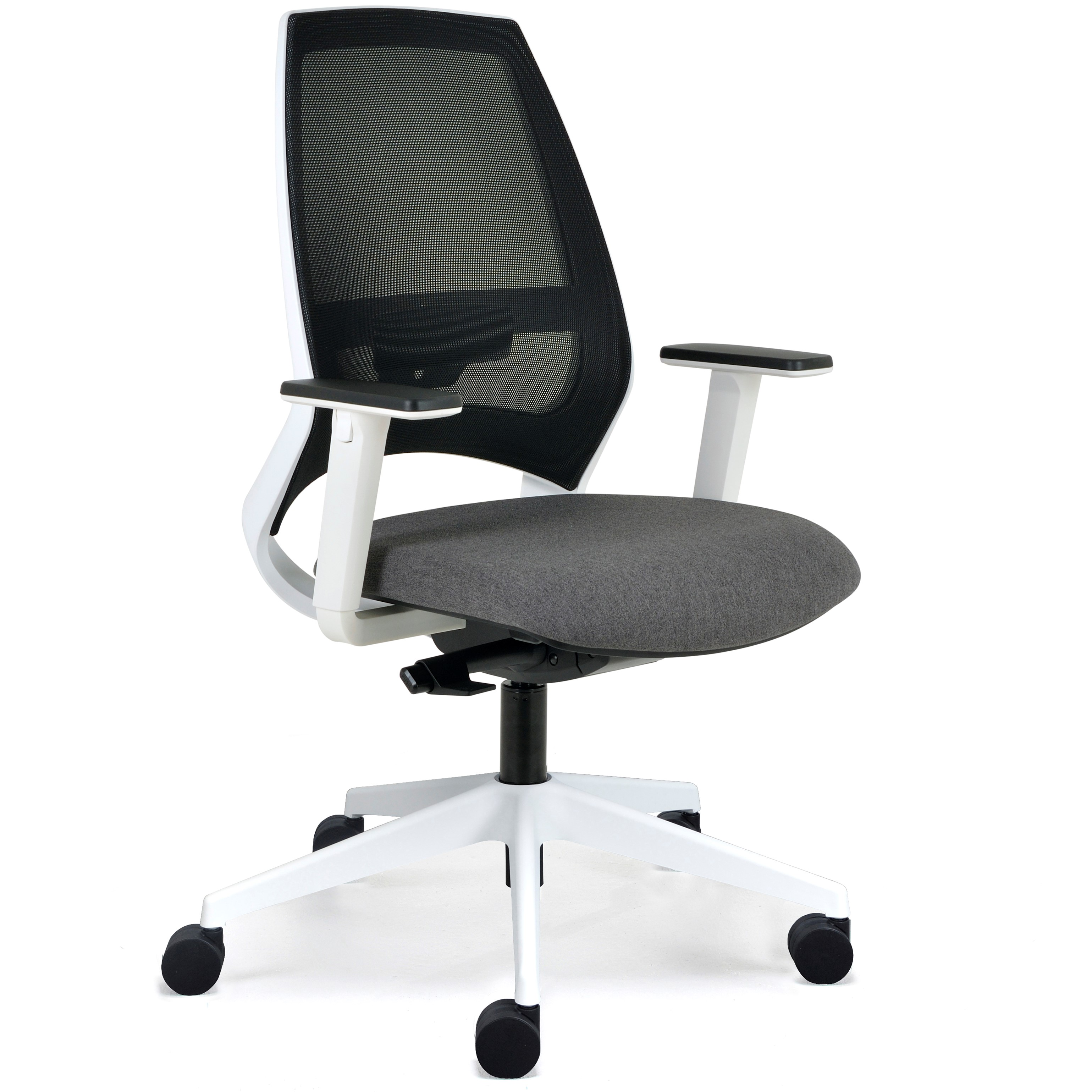 I Can Mesh Whiteframe Task Chair