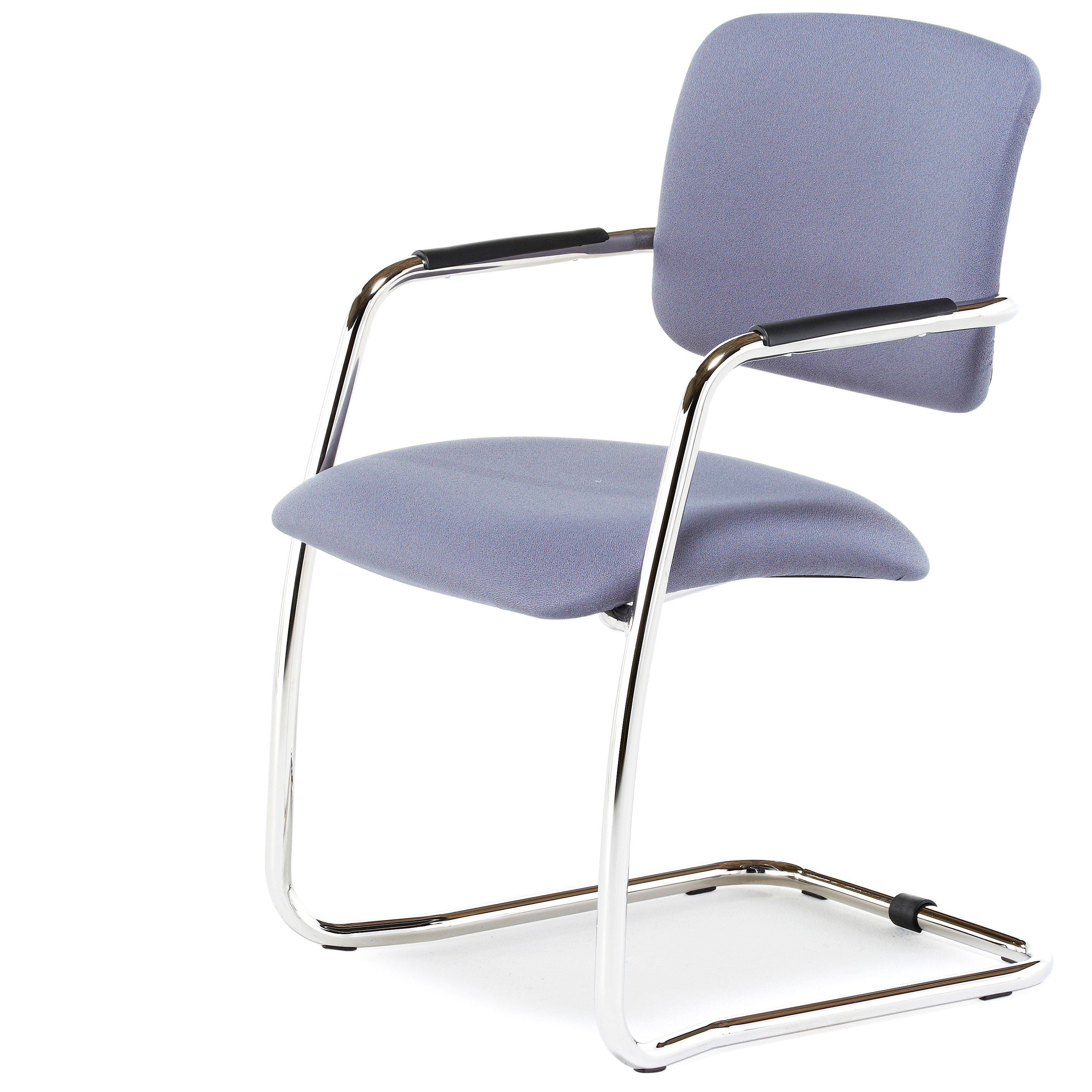 Malta Medium Back Cantilever Visitor Chair