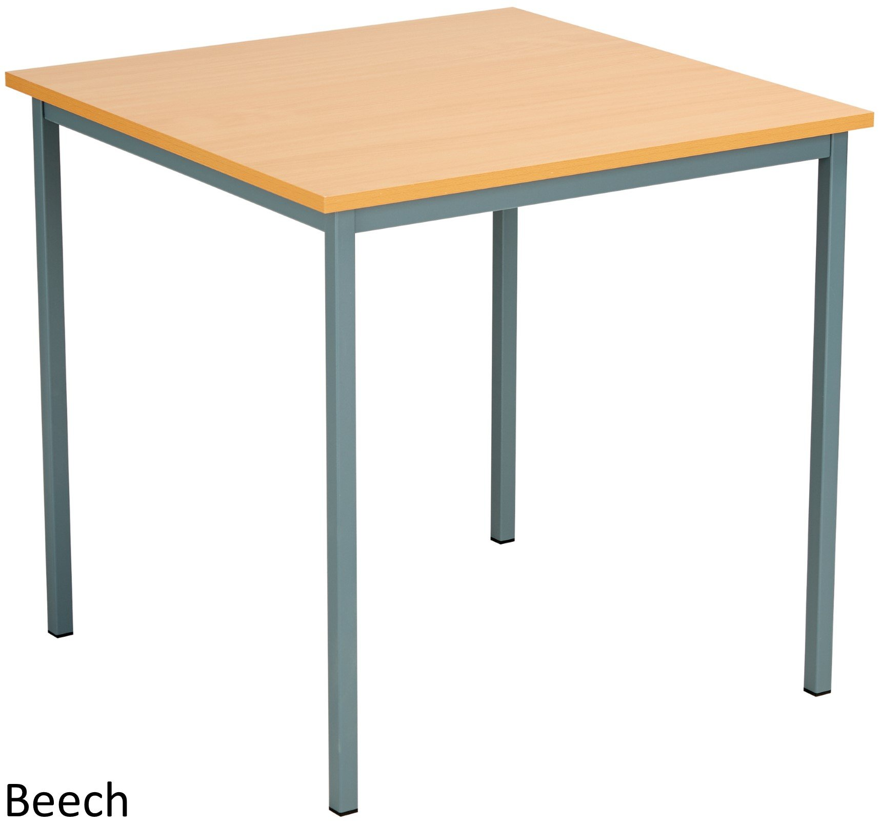 Eco Rectangular Meeting Table - Square meeting table